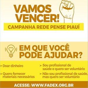 Campanha Rede Pense Piauí