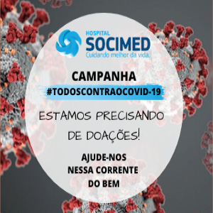 Ajude  o Hospital Socimed